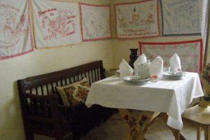 Helytörténeti gyűjtemény - étkező és falvédő gyűjtemény