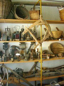 Régi mezőgazdasági és iparos szerszámok, eszközök