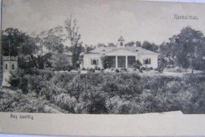 Bay-kastély képeslapon
