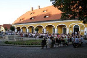 A megújult Jankovich-kúria rendezvény- és konferenciaközpont, közösségi tér