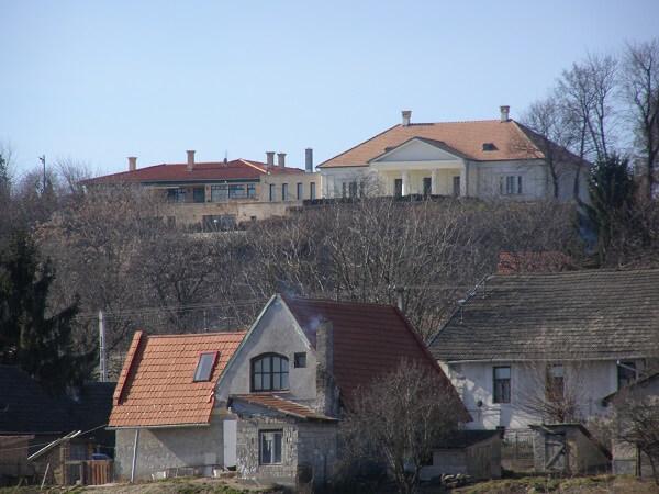 A Modrovich-kúria napjainkban
